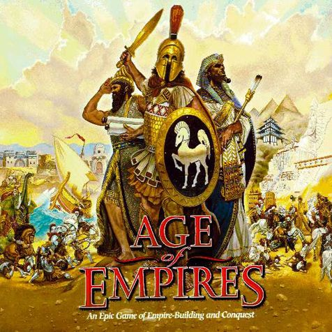 Age Of Empires (1997)ISO ENG