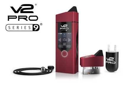 V2 Pro Series 9 Vaporizer Review - Vapor Smooth