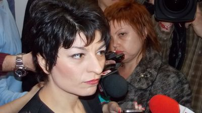 ФЕЙСБУК СТАТУС НА ДЕНЯ: Десислава Атанасова за евролистата на БСП