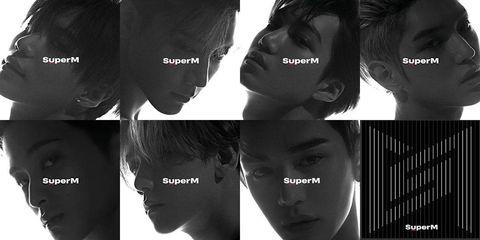 [Kpop的復仇者聯盟?] SM娛樂超級男團Super M確定10月4日出道