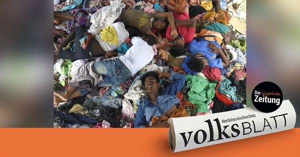 Bangladesch bringt Rohingya auf umstrittene Insel