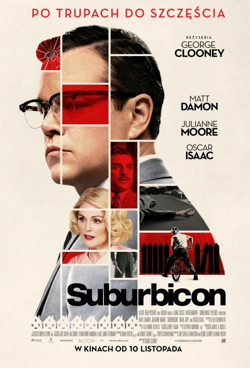 Suburbicon (2017)  PL.BDRip.Xvid-K12 / Lektor PL