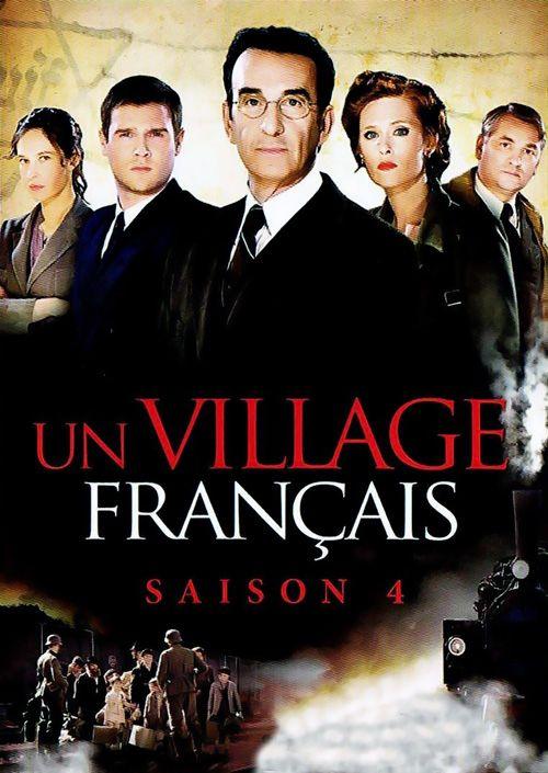 Francuskie miasteczko / Un Village Francais (2012) {Sezon 4} PL.DVDRip.XviD-J / Lektor PL