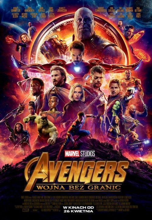 Avengers: Wojna bez granic / Avengers: Infinity War (2018) PLDUB.480p.BRRip.x264.AC3-R3TK / Dubbing PL