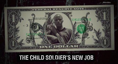 Dzieci żołnierze - nowa wojna / The Child Soldier's New Job (2017) PL.1080i.HDTV.h264-HcI   Lektor PL