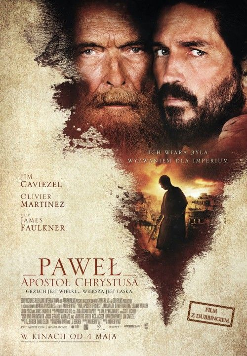 Paweł, apostoł Chrystusa / Paul, Apostle of Christ (2018)  PL.720p.BluRay.x264-KiT / Lektor PL