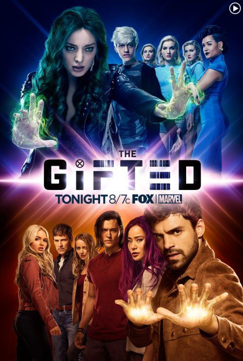 The Gifted: Naznaczeni / The Gifted (2018) {Sezon 2} PL.1080p.iT.WEB-DL.DD2.0.H264-Ralf / Lektor PL