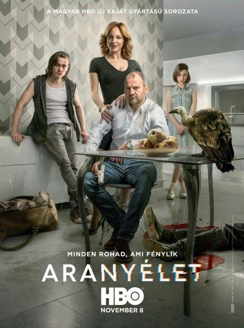 Złote życie / Aranyelet (2018) {Sezon 3} PL.480p.HDTV.XviD-J / Lektor PL