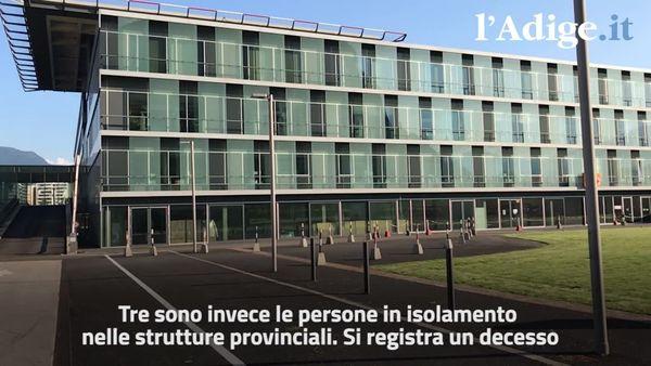 Covid, i nuovi contagi in Alto Adige sono 10, un decesso