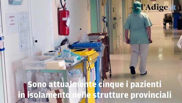 Covid, in Alto Adige i pazienti in rianimazione continuano a crescere