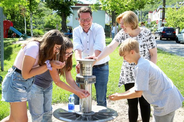 Hernals kommt am Heuberg Kinderwunsch nach - Wiener Bezirksblatt
