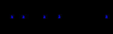 {\displaystyle D={\begin{vmatrix}a_{11}&a_{12}&\dots &a_{1n}\\\vdots &\vdots &\ddots &\vdots \\{\color {blue}k}a_{i1}&{\color {blue}k}a_{i2}&\dots &{\color {blue}k}a_{in}\\\vdots &\vdots &\ddots &\vdots \\a_{n1}&a_{n2}&\dots &a_{nn}\end{vmatrix}}={\color {blue}k}{\begin{vmatrix}a_{11}&a_{12}&\dots &a_{1n}\\\vdots &\vdots &\ddots &\vdots \\a_{i1}&a_{i2}&\dots &a_{in}\\\vdots &\vdots &\ddots &\vdots \\a_{n1}&a_{n2}&\dots &a_{nn}\end{vmatrix}}={\color {blue}k}D_{1}}