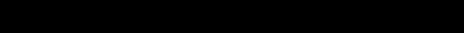 \delta _{\eta }{\mathcal  {L}}\,=\,{\mathcal  {L}}(\Phi ,\eta +\delta \eta )\,-\,{\mathcal  {L}}(\Phi ,\eta )=\,-\,\int _{{t_{0}}}^{{t_{1}}}\iint \left[\rho \,\delta \eta \,\left({\frac  {\partial \Phi }{\partial t}}+\,{\frac  12}\,\left|{\boldsymbol  {\nabla }}\Phi \right|^{2}\,+\,{\frac  12}\,\left({\frac  {\partial \Phi }{\partial z}}\right)^{2}+\,g\,\eta \right)\,\right]_{{z=\eta ({\boldsymbol  {x}},t)}}\;{\text{d}}{\boldsymbol  {x}}\;{\text{d}}t\,=\,0.