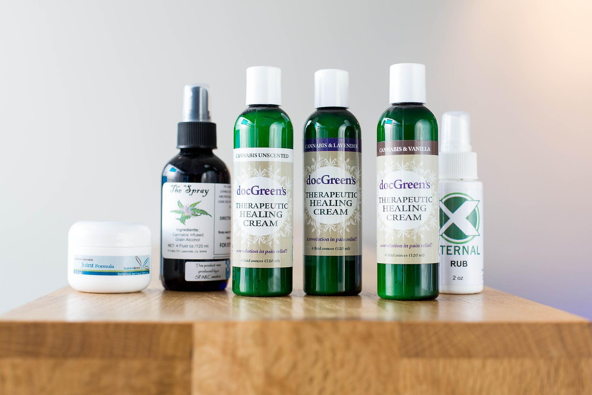 'Gateway' to cannabis relief: Topicals get to the bottom of aches, pains