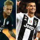 За прв пат тројца фудбалери на врвот на листата на Форбс, еве колку заработиле Меси, Роналдо и Нејмар за една година (ФОТО)