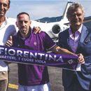 Лудило во Фиренца, пристигна Рибери, фановите ја пречкаа новата ѕвезда (ВИДЕО)