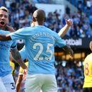 Луд ден на Етихад: Манчестер Сити му даде осум гола на Ватфорд!