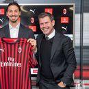 ГДС: Без пријателите Бобан и Малдини, Ибра му кажува збогум на Милан