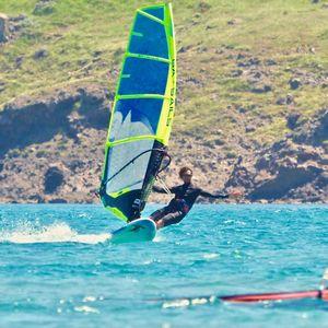 Летният сезон на Лимнос започна с вълнуващо сърф джамбуре