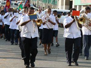 Koki brass band