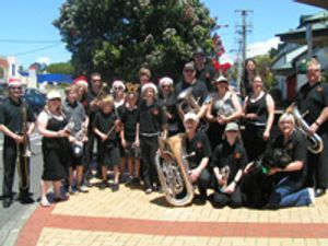 North Shore Youth Brass