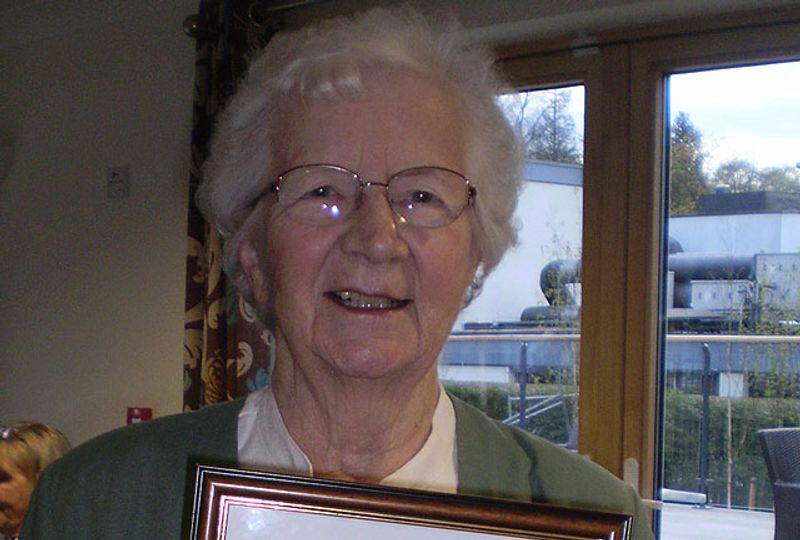 4BR Hall of Fame:  No.11: Betty Anderson