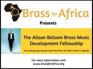 Brass for Africa