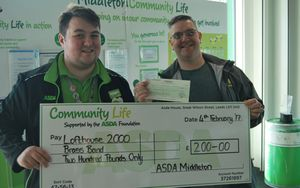 Lofthouse cheque