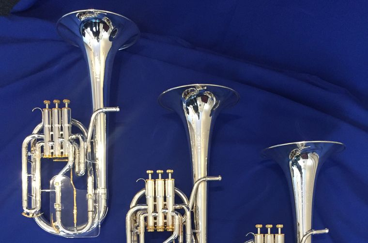 Prestige horns
