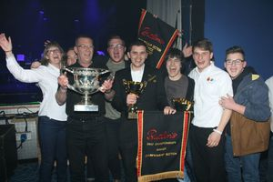 GUS celebrate Butlins win
