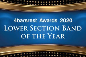 lOWER sECTION bAND OF THE yEAR