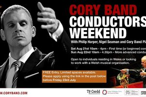 Conductng weekend