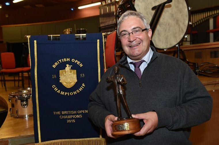 British Open winner