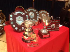 Fourth Section trophies