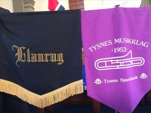 Llanrug and Tynes come together