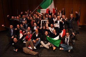 Italian Cheer