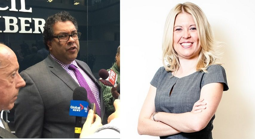 'Math is challenging:' Calgary mayor and MP get into Twitter spat over taxes - 660 NEWS