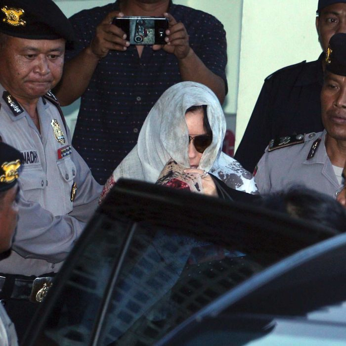 Free after 12 years, Schapelle Corby leaves Bali for Australia