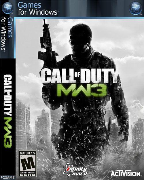 Call Of Duty: Modern Warfare 3 + Crack