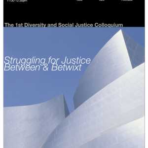 2009-Struggling-for-Justice-Between-Betwixt-march-11-2009