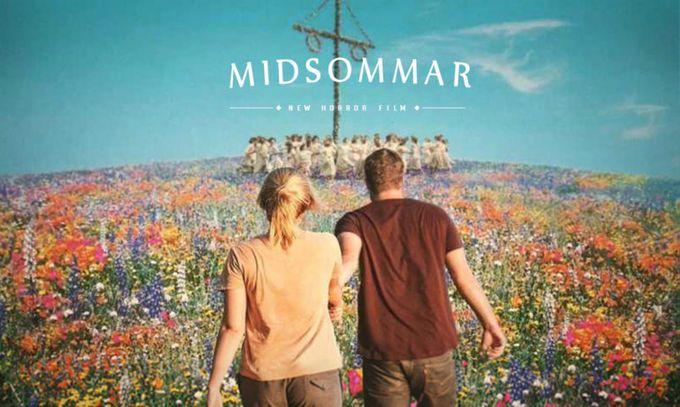 《Midsommar》─  沒有鬼的恐怖片