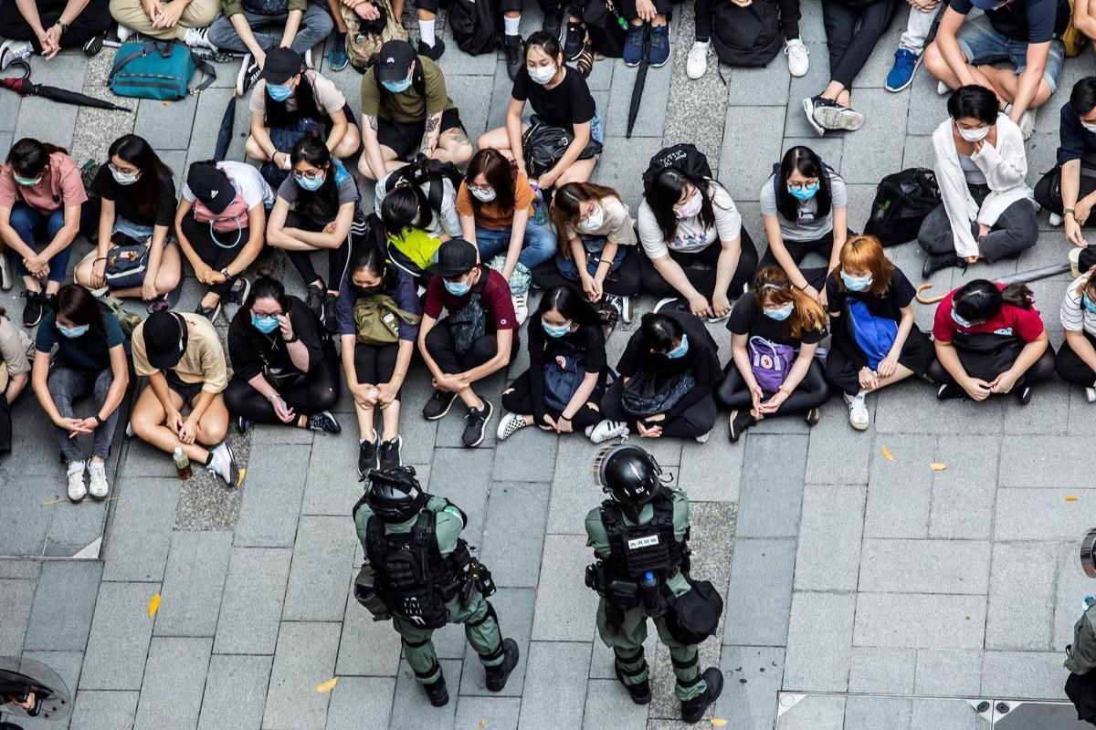 Hong Kong Cina approva legge sicurezza nazionale