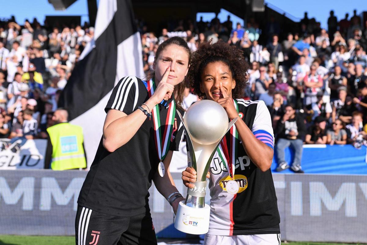 Serie femminile Figc assegna scudetto alla Juventus