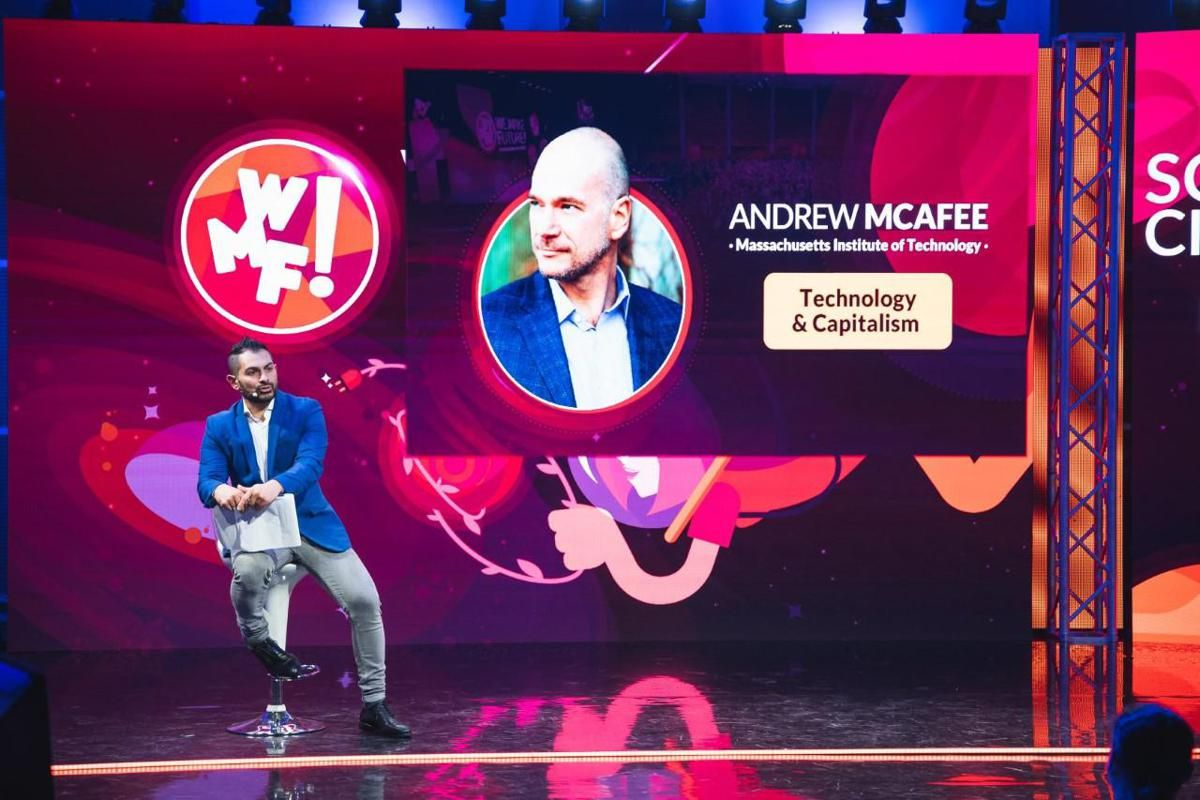 Record per Festival dell Innovazione Wfm 1 mln online