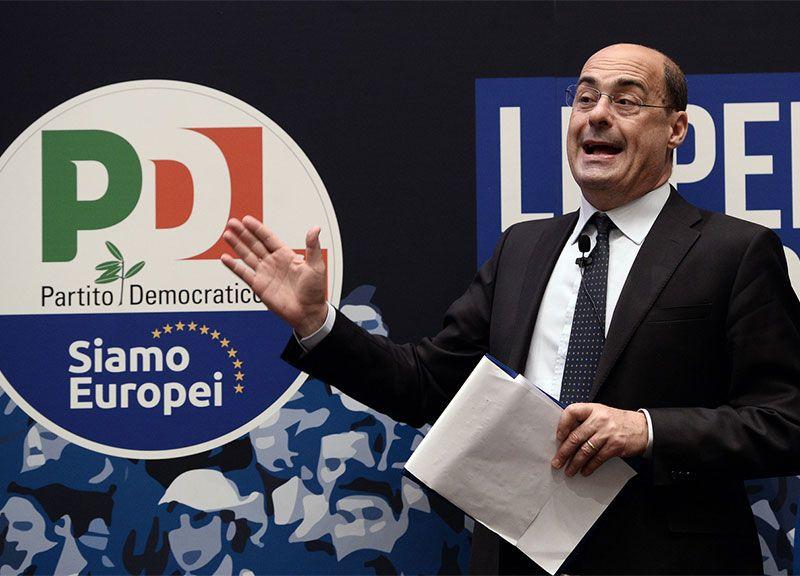 Recovery fund Zingaretti Pse fondo perduto condizioni