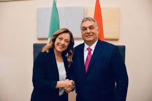 Meloni-Orban, alleanza rafforzata. Stop all'internazionale sovranista leghista