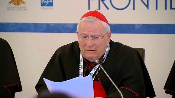 Cardinal Bassetti entra in terapia intensiva