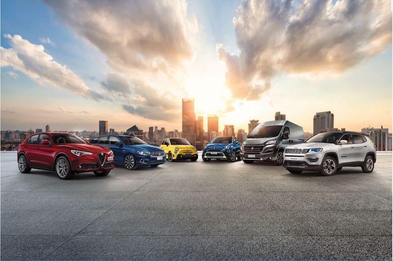 FCA luglio fino 10 000 € bonus per acquisto auto del gruppo