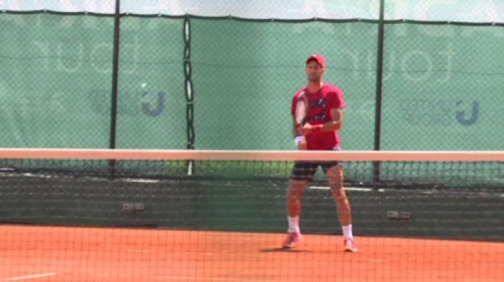 Covid tennista Djokovic moglie guariti Tampone negativo