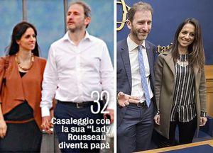 Casaleggio-Sabatini mano nella mano in hotel di lusso: in arrivo un figlio
